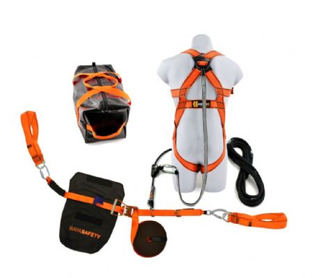 20m Webbing Restraint Lifeline Kit (1 Person)